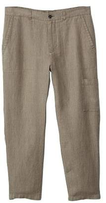 Mango man MANGO MAN Slim-fit linen suit trousers