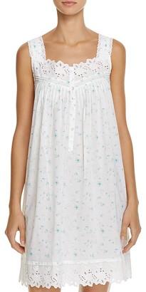 Eileen West Sleeveless Short Nightgown $60 thestylecure.com