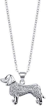 SPARKLE ALLURE Sparkle Allure Animal Pendant Necklace