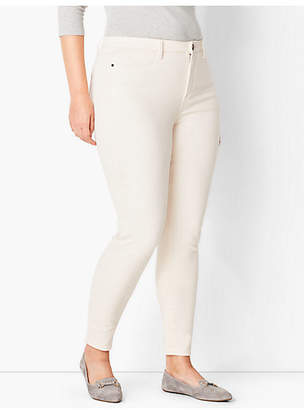 Talbots Comfort Stretch Denim Jeggings - Colored