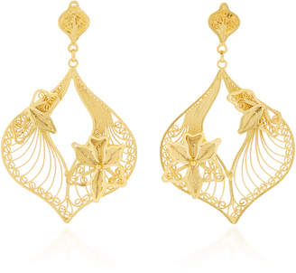 Mallarino Clara Chandelier Earrings