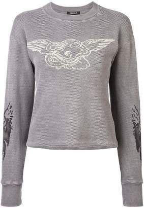 Yeezy loose fitted sweatshirt