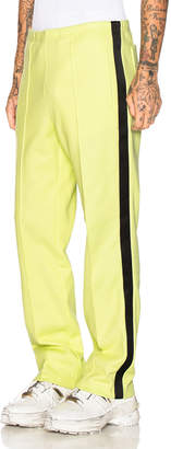 Maison Margiela Sweatpants in Yellow | FWRD
