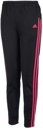 adidas Girls 7-16 Tricot Warm Up Pants