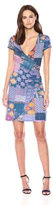 Desigual Women's All of me Short Sleeve Dress