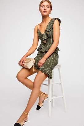 Cameo Collective Entice Short-Sleeve Mini Dress