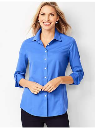 Talbots Perfect Shirt - Three-Quarter Sleeves