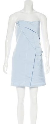 Marc by Marc Jacobs Strapless Pleated Dress w/ Tags