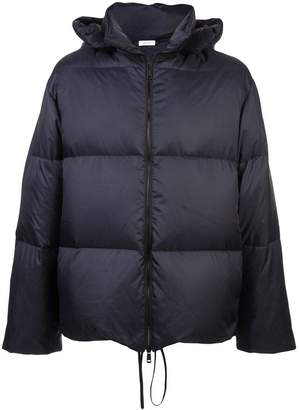 Jil Sander oversized puffer jacket