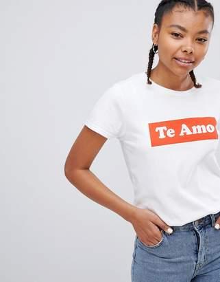 Amo Heartbreak Te T Shirt