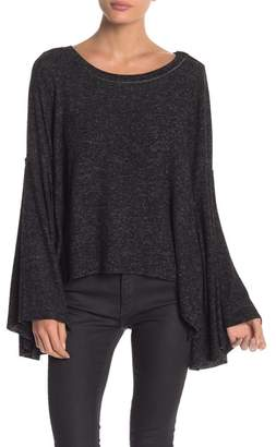 Anama Bell Sleeve Knit Top