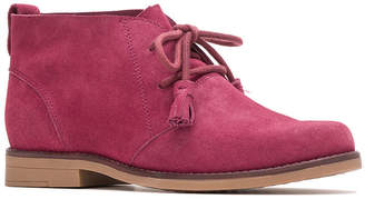 Hush Puppies Womens Ciara Chukka Boots Flat Heel Lace-up