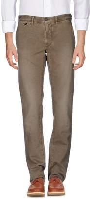 Incotex Red Casual pants - Item 36950026