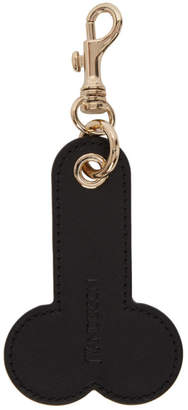 J.W.Anderson Black Penis Keychain
