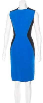 Victoria Beckham Wool & Silk Dress