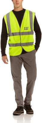 Caterpillar Men's Printed Hi-Vis Vest