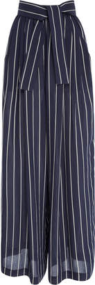 Tome Stripe Karate Wide Leg Pant