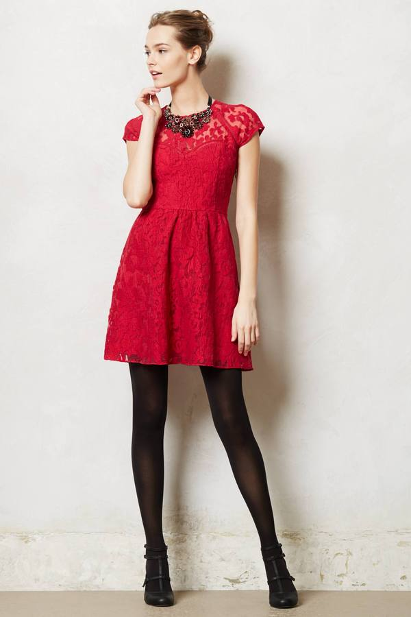 Anthropologie Taisia Dress