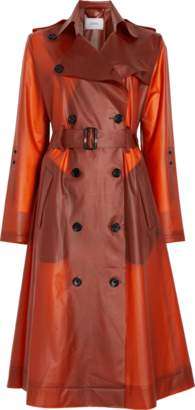 Schumacher Dorothee Techno Transparency Raincoat