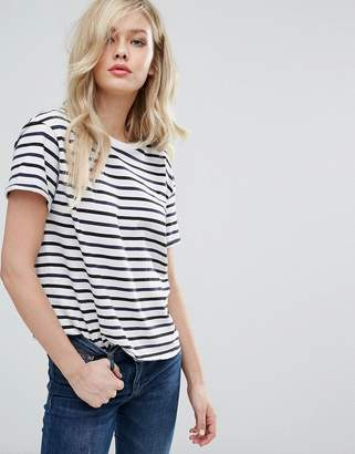 Lee Relaxed Stripe T-Shirt $40 thestylecure.com