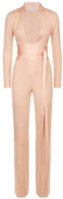 La Perla Essentials Essentials Bi-Stretch Silk Jersey Jumpsuit