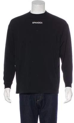 Balenciaga 2017 Spandex T-Shirt
