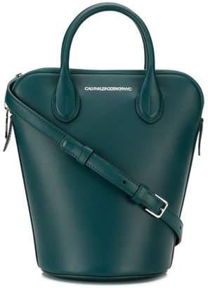 Calvin Klein mini Dalton bucket bag