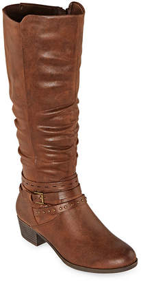 Yuu Womens Ninah Riding Boots