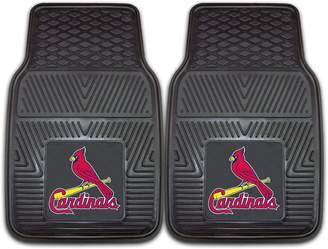 Fanmats FANMATS 2-pk. St. Louis Cardinals Car Floor Mats