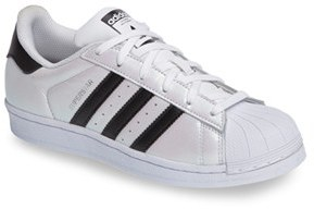 Women's Adidas Superstar Metallic Sneaker $89.95 thestylecure.com