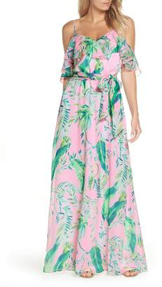 Lilly Pulitzer R) Zadie Maxi Dress