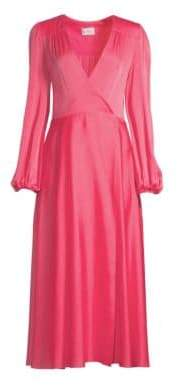 Milly Gina Midi Dress