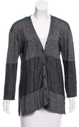 Alexander Wang Knit V-Neck Cardigan