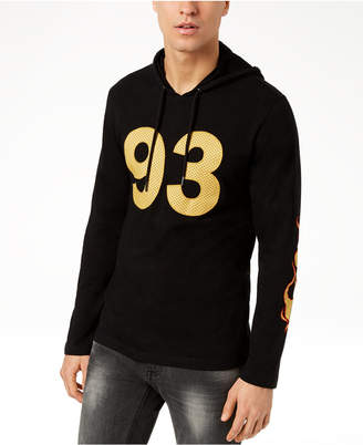 INC International Concepts I.N.C. Men's Graphic-Print Hoodie, Created for Macy's