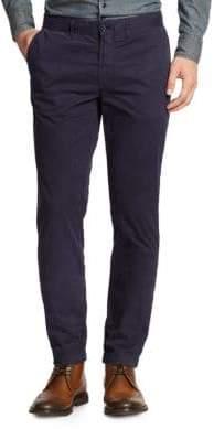 J. Lindeberg Chaze Slim-Fit Cotton Trousers