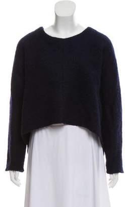 Nicholas Long Sleeve Wool Top