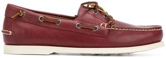 Polo Ralph Lauren lace detail loafers