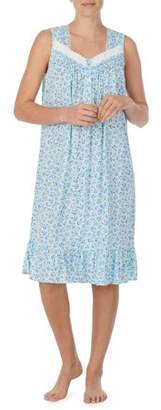 Secret Treasures Women's and Women's Plus Traditional Sleeveless Gown