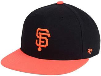 '47 Boys' San Francisco Giants Basic Snapback Cap