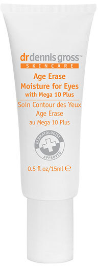 Dr. Dennis Gross Skincare Age Erase Moisture For Eyes With Mega 10 Plus