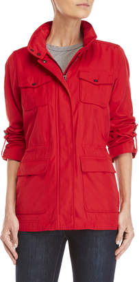 Vince Camuto Packed Hood Anorak