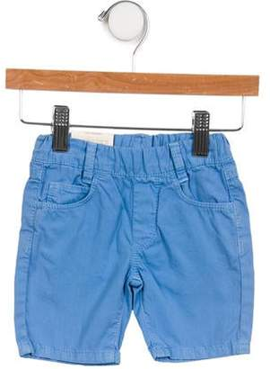 Eddie Pen Boys' Five-Pocket Bermuda Shorts