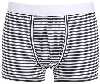 Striped Cotton Boxer Briefs $115 thestylecure.com