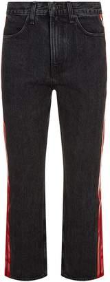 Rag & Bone Vinyl Stripe Jeans