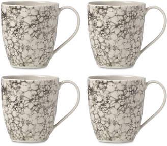 Lenox Pebble Cove Collection 4-Pc. Mug Set