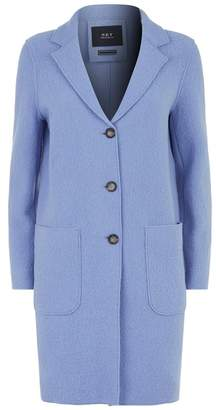 SET Double Face Wool Coat