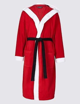 Mens Fleece Dressing Gown - ShopStyle UK
