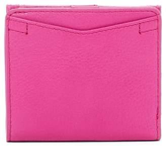 Fossil Caroline Mini Leather Wallet - RFID Protection