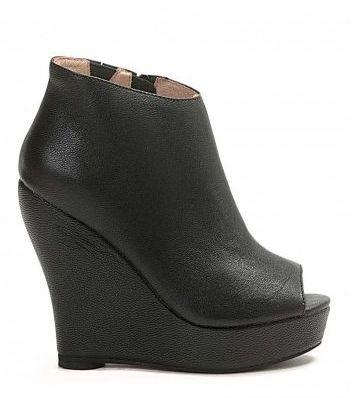 Jeffrey CampbellJeffrey Campbell Tick Black Ankle Boots