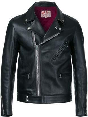 Addict Clothes Japan vintage style biker jacket